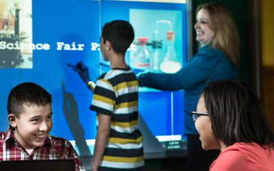SMART Board Interactive Displays in Education