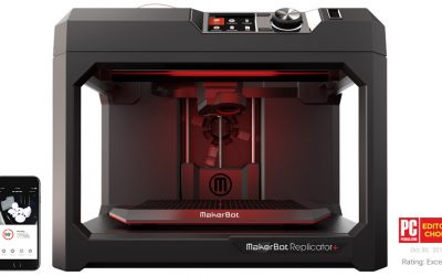 MakerBot 3D Printers Innovations
