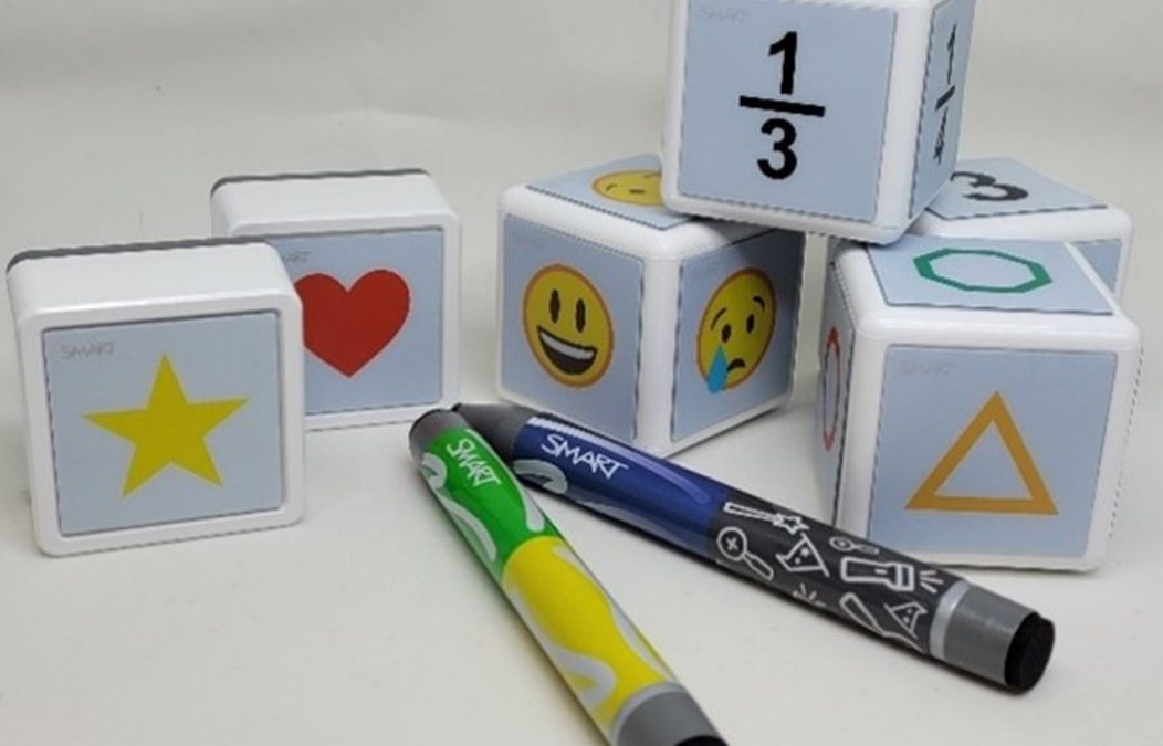 SMART Early Learning and Maths Cubes