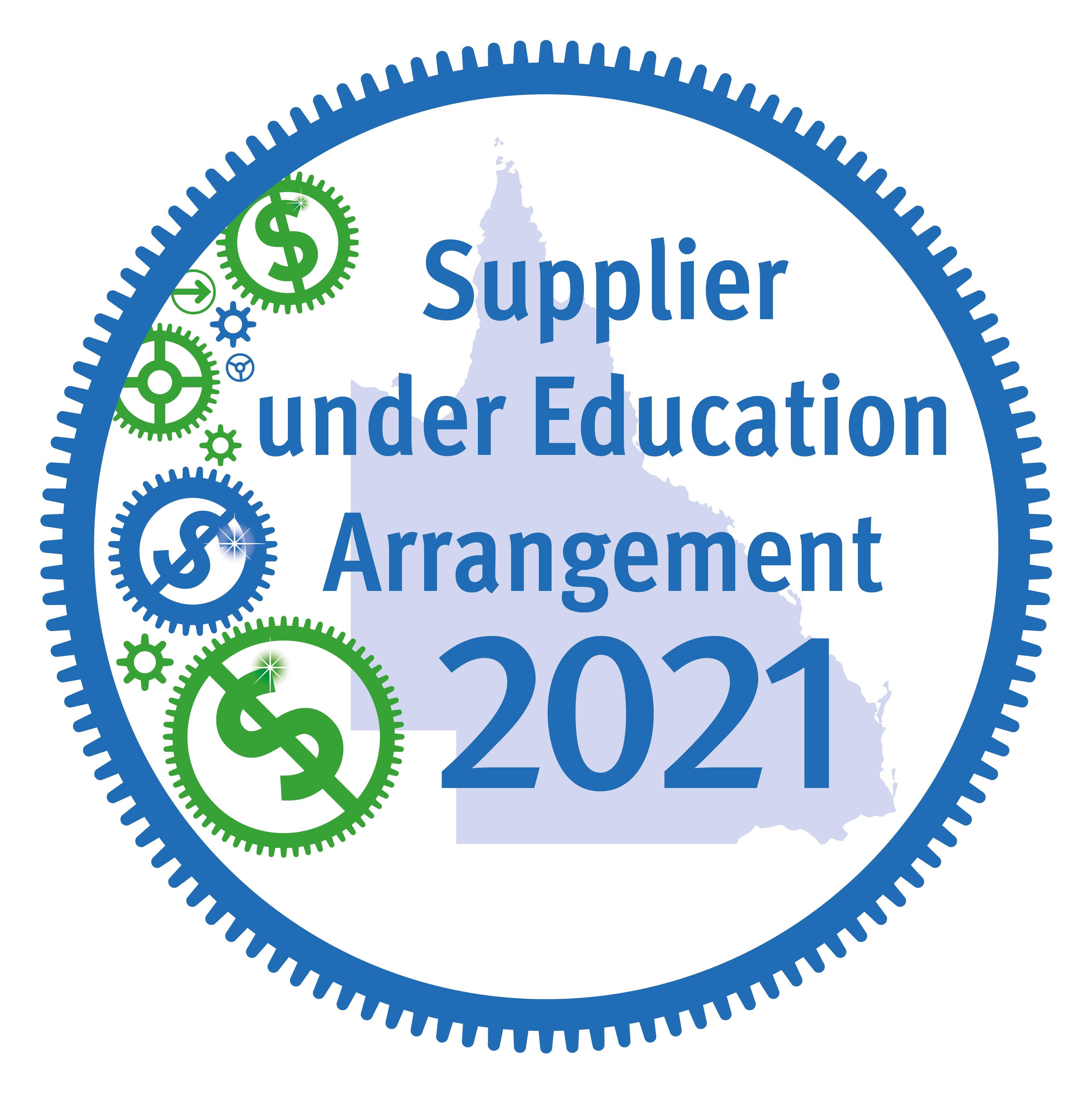 DET QLD Preferred Supplier 2021